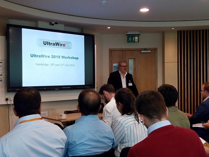 UltraWire 2019 Workshop