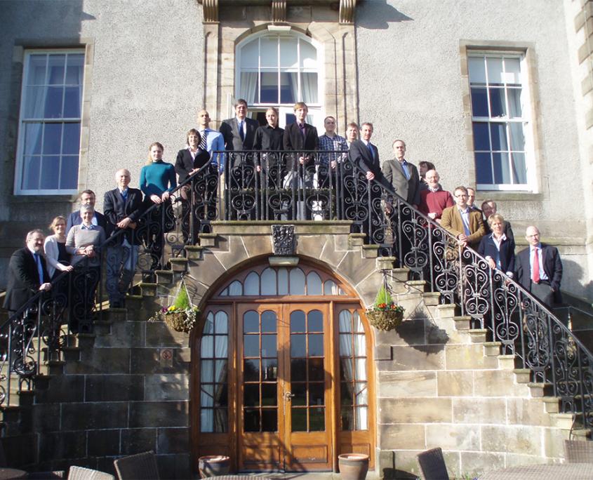 UltraWire Edinburgh meeting